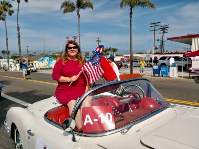 25th Annual Oceanside Independence Parade