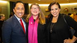 Assemblymember Todd Gloria, Assemblymember Boerner Horvath and Assemblymember Gonzalez